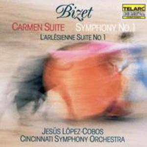 Carmen Suite / Symph No. 1 - 2839430817