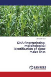 Dna Fingerprinting, Morphological Identification Of Some Maize Lines - 2861274513