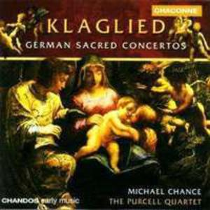 Klaglied, German Sacred Concertos - 2839250447
