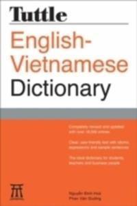 Tuttle Vietnamese-english Dictionary - 2840409111