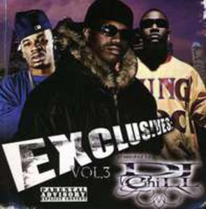 Dj Chill Mixtape Exclusives 3 / Różni Wykonawcy - 2855070427