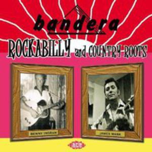 Bandera Rockabilly & Country Roots / Różni Wykonawcy - 2839674406