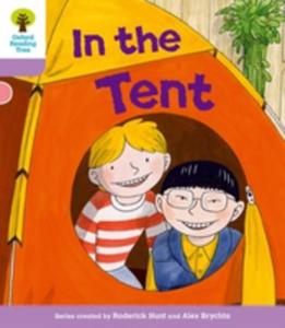 Oxford Reading Tree: Level 1 + More A Decode And Develop In The Tent - 2849510609