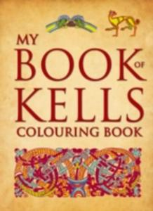 My Book Of Kells Colouring Book - 2845347407