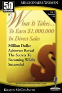 What It Takes... To Earn $1,000,000 In Direct Sales - 2852914729