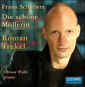 Die Schone Mullerin D 794 Op. 25 - 2839262655