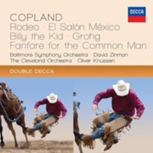 Rodeo - Ballet / El Salon Mex - 2852807765