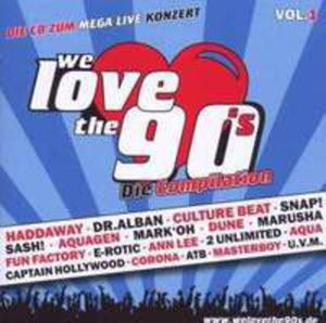 We Love The 90's - 2839407076