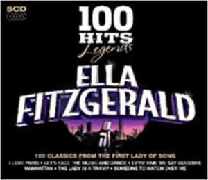 100hits - Ella Fitzgerald - 2844418239