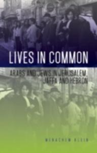 Lives In Common - 2839924522