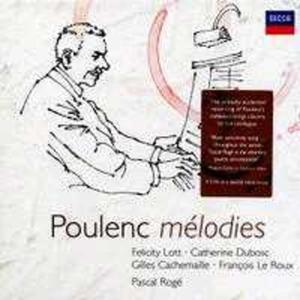 Poulenc: Songs - 2847634236