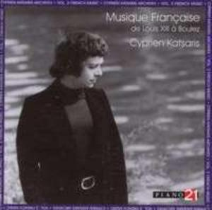 Four Centuries Of French Piano Music - 2868708355