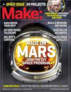 Make: The Space Issue - 2846078267