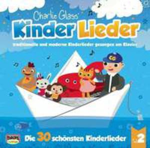 Die 30 Schonsten Kinderlieder - Teil 2 (Ger) - 2839727452
