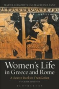 Women's Life In Greece And Rome - 2840250068