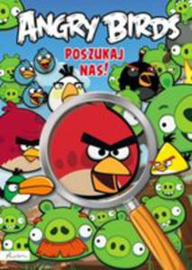 Angry Birds. Poszukaj Nas! - 2839380434