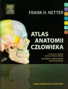 Atlas Anatomii Człowieka - 2845963590