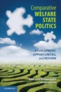 Comparative Welfare State Politics - 2839872725