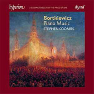 Bortkiewicz Piano Music - 2839252122
