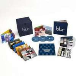 Blur (18cd + 3dvd + Lp) - Limited Boxset - 2839290442