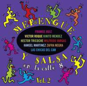 Merengue Y Salsa. . . Vol. 2 - 2839336221