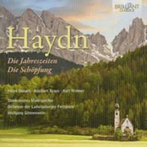 Haydn: Jahreszeiten / Schopfung - 2839290647