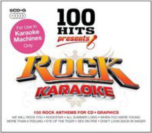 100 Hits - Rock Karaoke - 2839314115