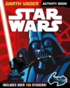 Star Wars: Darth Vader Activity Book With Stickers - 2842406016