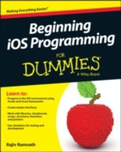 Beginning Ios Programming For Dummies - 2847439629