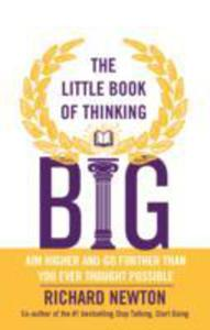 The Little Book Of Thinking Big - 2848184528