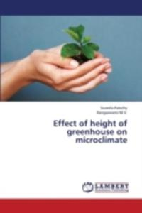 Effect Of Height Of Greenhouse On Microclimate - 2857125803