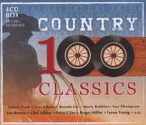 100 Country Classics - 2839451081