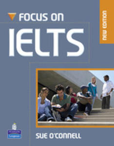 Focus On Ielts New Edition - Coursebook Plus Itest Cd-rom - 2839265679