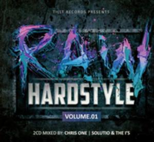 Raw Hardstyle Vol. 1 - Digi - - 2870171864