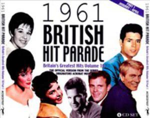 1961 British Hit Parade Part 1: Jan - April - 2839713360