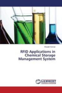 Rfid Applications In Chemical Storage Management System - 2860686729