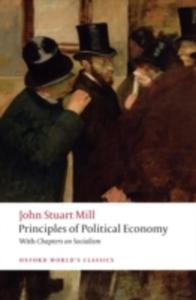 Principles Of Political Economy And Chapters On Socialism - 2840022144