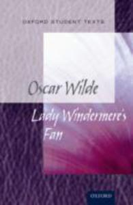 Oxford Student Texts: Lady Windermere's Fan - 2846072588