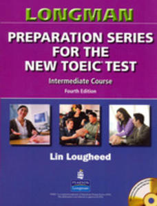 Longman Preparation Series For The New Toeic - 2844417021