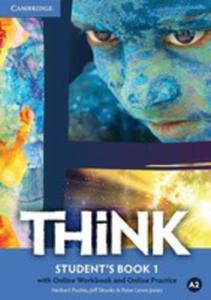 Think 1 Student's Book With Online Workbook And Online Practice - 2840383471