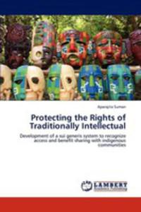 Protecting The Rights Of Traditionally Intellectual - 2870758247