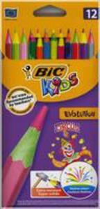 Kredki Evolution Circus Valet (12 Szt.) Bic - 2840169975