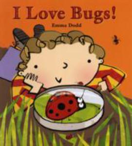 I Love Bugs - 2840020186