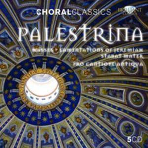 Choral Classics: Palestrina: Masses, Lamentations Of Jeremiah, Stabat Mater