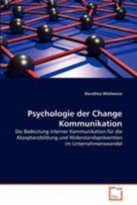 Psychologie Der Change Kommunikation - 2857186156