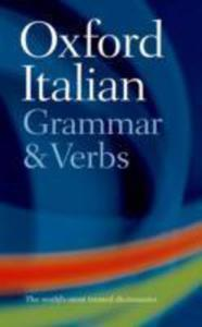 Oxford Italian Grammar And Verbs - 2839861986