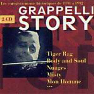 Grappelli Story - 2845960178