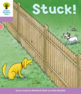 Oxford Reading Tree: Level 1 + More A Decode And Develop Stuck! - 2845349079