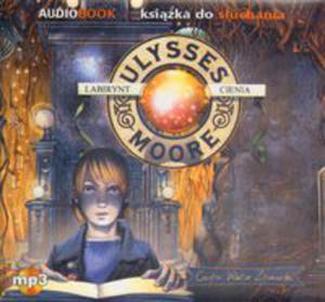 Ulysses Moore. Tom 9. Labirynt Cienia. Książka Audio Cd Mp3 - 2839219136