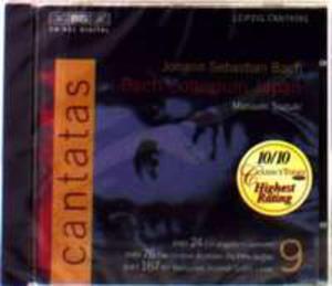 Cantatas Vol 9: Bwv 24, 76, 167 - 2839240557